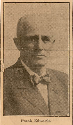 Frank Edwards (1857-1918) of Glen, New York